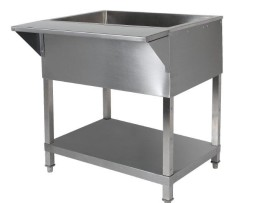 Cold Food Pan Table, 32″