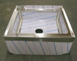 Large Floor Mounted Mop Sink